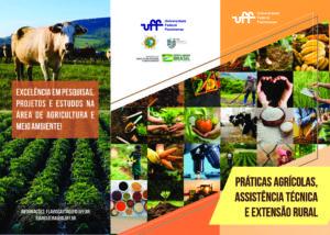 Curso Pós-Graduação Lato Sensu 2020 – Residência em Práticas Agrícolas e Assistência Técnica e Extensão Rural